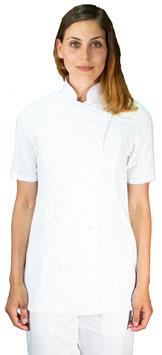 Giacca cuoco Lady M/C Bianco