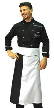 Completo chef Uomo Nero/Bianco M/L RITROVO DELLO CHEF