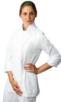 Giacca cuoco Lady Bianco Italia