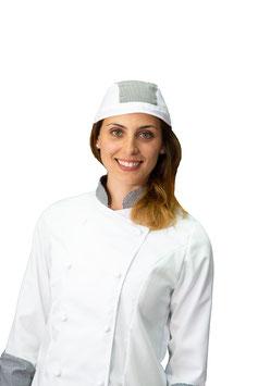 Bandana Bianca/Pied de poule plus