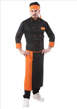 Completo Cuoco Orange is the new Black