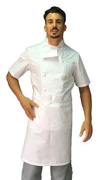 Completo Cuoco Basic Plus, Manica corta