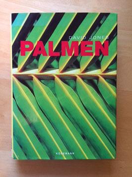 """Palmenbuch David Jones deutsche Ausgabe """"Sammlerstück"""""""