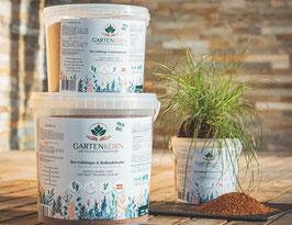 Gartenkorn ® Biodünger aus Österreich Kübel 2,5kg (vegan)