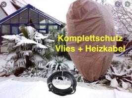 Winterschutzset 2 für Palmen bis 240cm Höhe