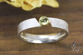 Ring Silber 925/- mit Peridot