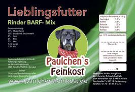 Lieblingsfutter BARF-Mix