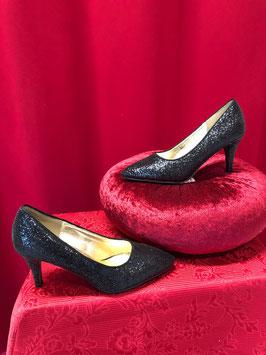 Pumps und Party-Schuhe mit Glitzer