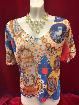 Pullover Oriental