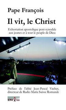 Il vit, le Christ, Pape François