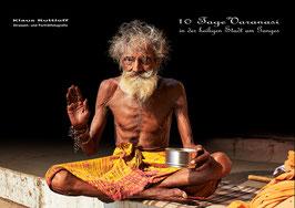 """Kalender - """"Varanasi - Porträts"""" Kalender A2,  Color, hochwertiger 4 Farbendruck"""