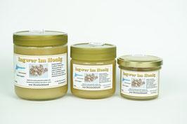 Honig mit Ingwer