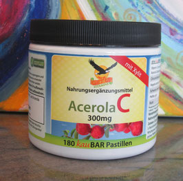 Acerola Vitamin C Pastillen