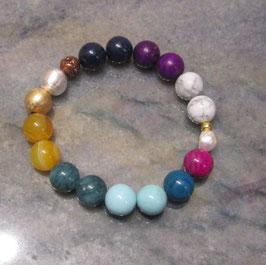 12 Farben - Armband