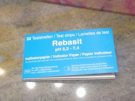 pH - Teststreifen