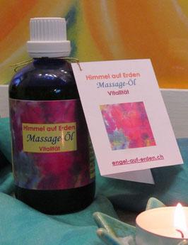 Massage-Öl:   Vitalität