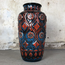 Large Bay floor vase, West-Germany, 1960s