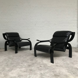 Lounge Chair by Marco Zanuso for Arflex Cassina, 1964