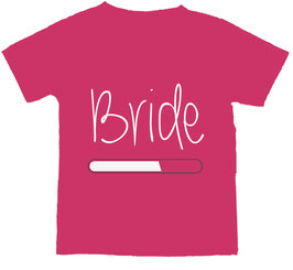 Bride loading, fuxia