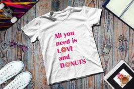 Love and donuts