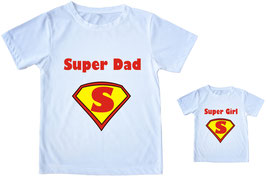 Super dad e super boy/girl