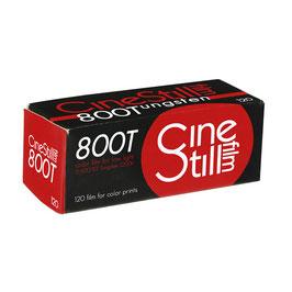 CineStill 120: Lumière artificielle, 800 ISO