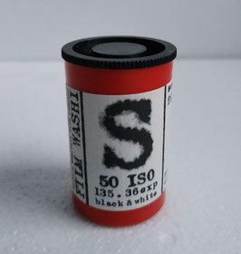 """Film """"S"""" - 50 iso film noir & blanc  origine enregistrement sonore"""