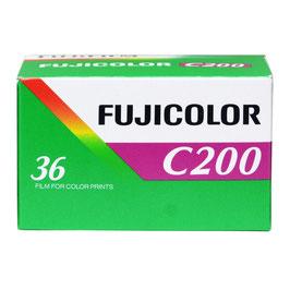 FUJI : Fujicolor C 200