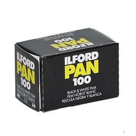 ILFORD : FILM PAN 135/36 100 ISO