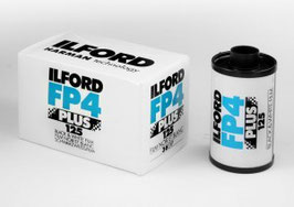 ILFORD : FP4 Plus