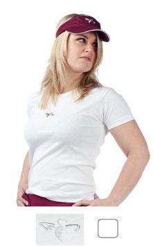 Rundhals-T-Shirt