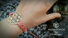 """Armband """"Flower of Life"""""""