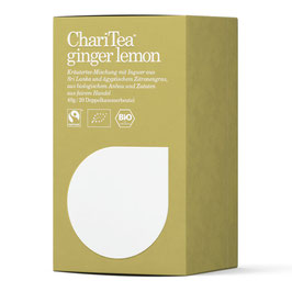 ChariTea ginger lemon