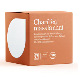ChariTea masala chai