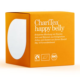 ChariTea happy belly