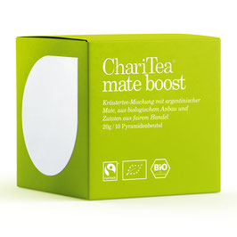 ChariTea mate boost
