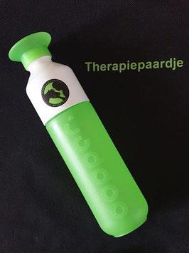 De enige echte groene Therapiepaardje Dopper