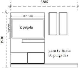Mueble con forramiento de pared entrenieminto y ambientación social