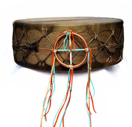 Brother Thunder Powwow Drum
