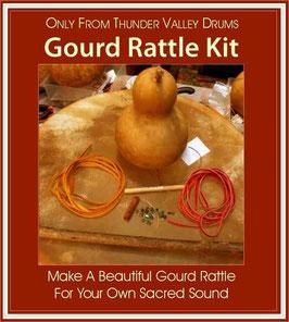 Gourd Rattle Kit #1