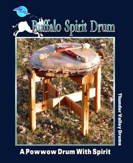 The Buffalo Spirit Powwow Drum