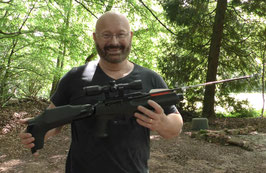 Bestellung und Anzahlung eines FX Airguns Verminator MK2 DE nur Gewehr