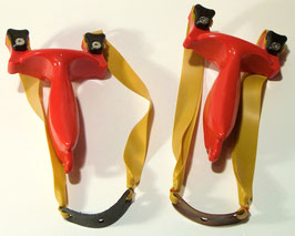 RAMbone 2.0 - Clips, Red with TBG band set