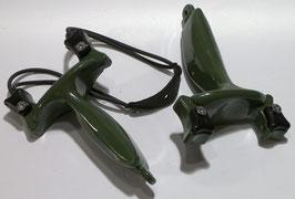 Rambone 2.0 - Clips, oliv mit Tubeset