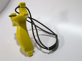 RAMbone Aluminum, powdercoated, yellow