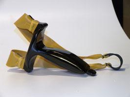 RAMbone Aluminio con recubrimiento de polvo, color: negro