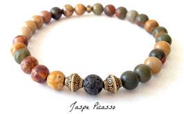 Bracelets diffuseurs - Perles semi-précieuses