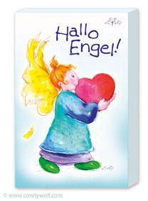 """Hallo Engel"" Karten"