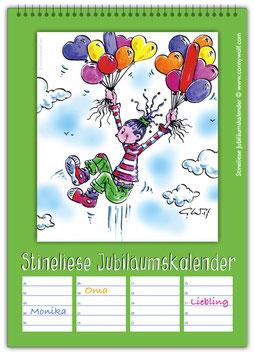 Stineliese ... Jubiläumskalender