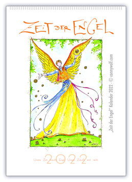 "Kunstkalender ""Zeit der Engel"" 2022"